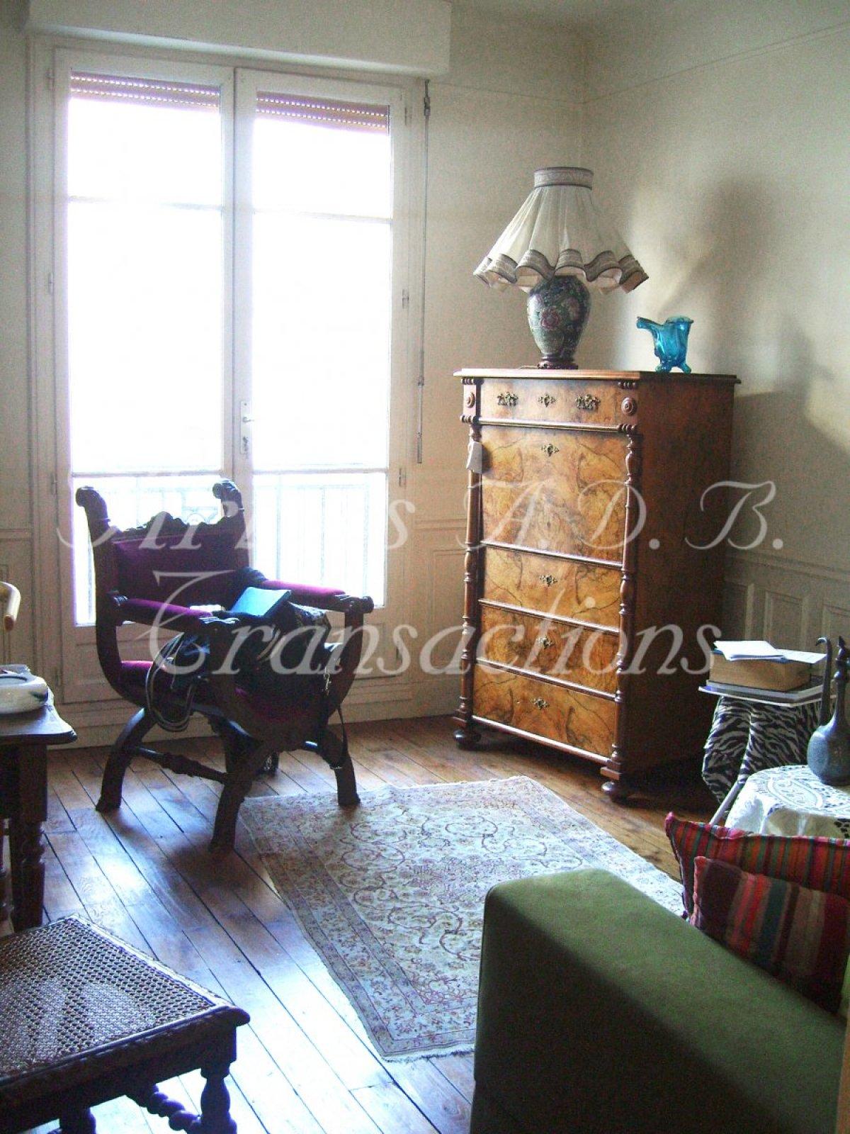 Vente appartement 2 pi ces paris 75015 artois a d b transactions - Convention de copropriete ...